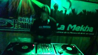 Mix Reggae Changa 90 en Vinyl Discplay Fernands La Mekha fp
