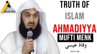 Mufti Menk and the Truth of Ahmadiyya : Does Allah Raise Prophets In Rank or With Their Body?