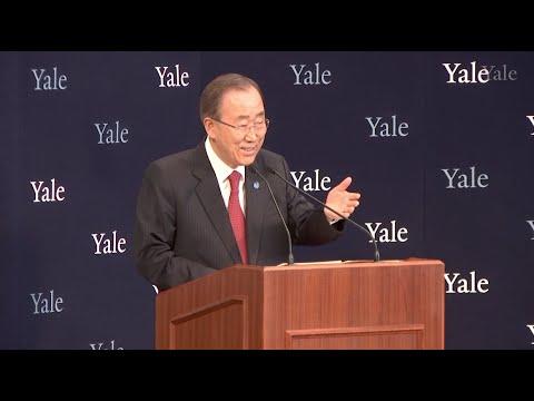 Keynote Address by UN Secretary-General Ban Ki-moon at Global Colloquium of University Presidents