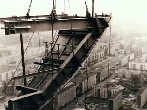 Die Kollegen Berliner Fernsehturm 1966 Bis 1969 Fotos Youtube