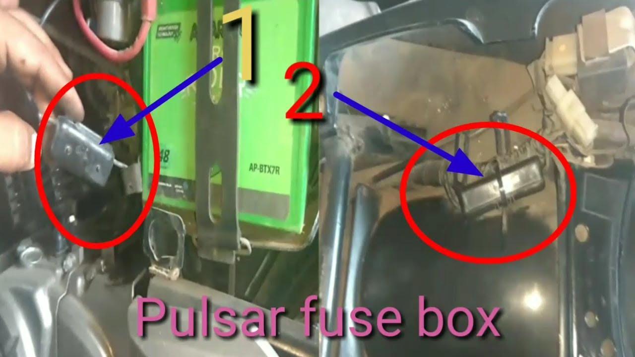 small resolution of pulsar fuse box
