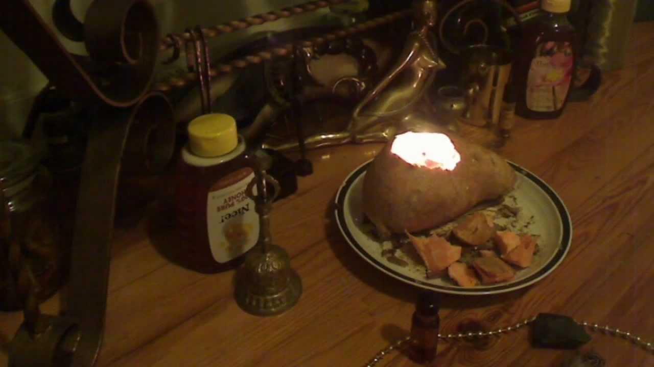 Yam Hoodoo Lamp Youtube