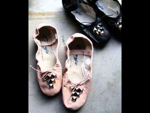 Ballet Slipper Shoes | Womens Ballet Ideas Romance
