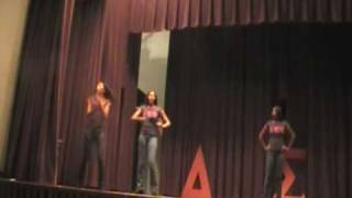 Delta Sigma Theta Alpha Iota Chapter Wiley College Step Show