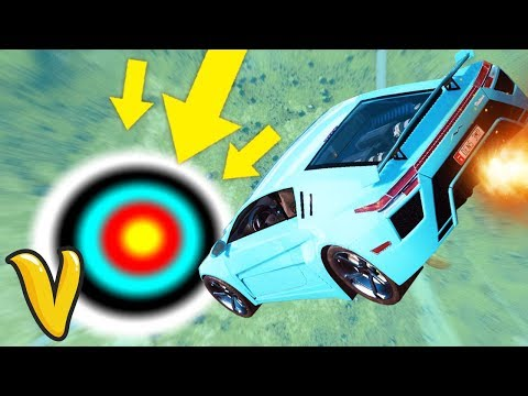 EPIC JUST CAUSE 3 CAR SKY DROP STUNT!!! Just Cause 3 Multiplayer Stunts!