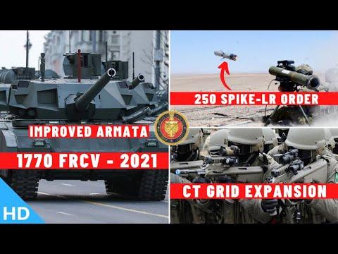 Download Indian Defence Updates : 1770 FRCV In 2021,250 Spike-LR Order,Ka-226 Deal Expedited,ISRO Amazonia-1