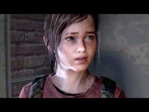 The Last Of Us Ending Cutscene / Ending Scene END - Epilogue / End Credits