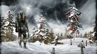 Зимний мод на Сталкер Чистое Небо (Холодная кровь) Самый красивый и атмосферный мод ⌐(ಠ۾ಠ)¬
