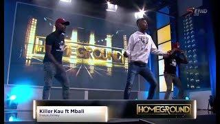 Homeground: Killer Kau ft Mbali -  Thulokuthi Hey