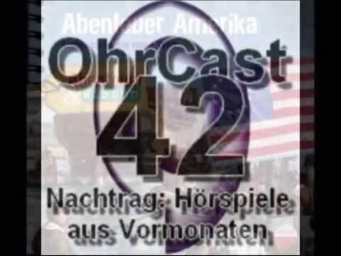 OhrCast 42-4 Nachtrag Hörspiele aus Vormonaten