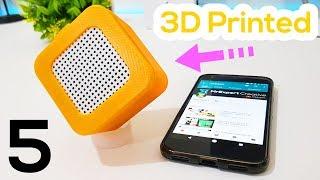 5 Incredible 3D Printed Things - 3D Printed Life Hacks
