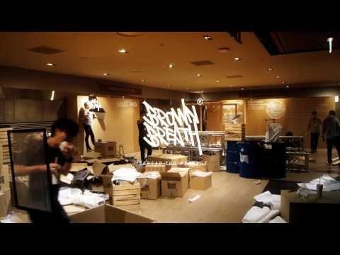 Brownbreath [Groundwork] @shinsegae Gangnam