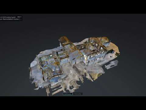 NAHB 2018 Home; 3D Tour of Construction Phase