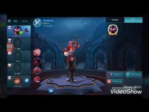 Mobile Legends 5v5 ริวิวตัวใหม่นินจา เจอสายลาด#1