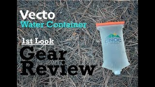 CNOC Vecto Water Container Review