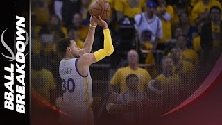 How Steph Curry Gets So Open In Warriors Offense
