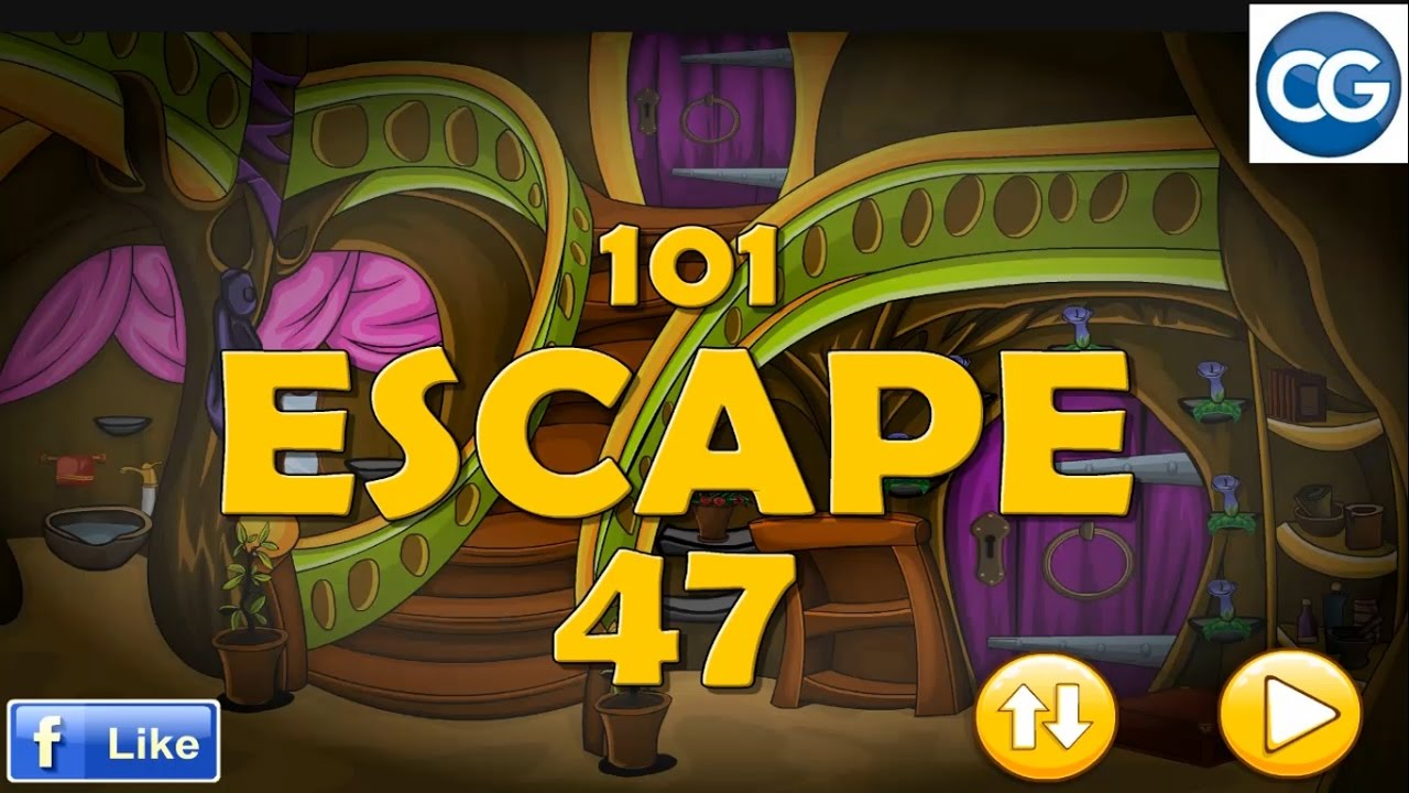 Walkthrough 501 Free New Escape Games 101 Escape 47 Complete Game Youtube
