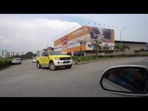 Beautiful Drive in Malaysia