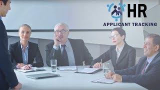 BiznusSoft HR: Applicant Tracking