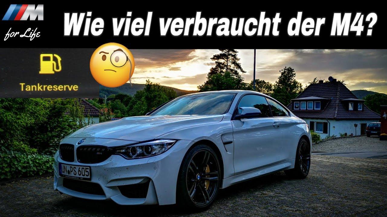 BMW F82 M4 Coupé | Verbraucht er wirklich viel weniger als der BMW E92 V8 M3?