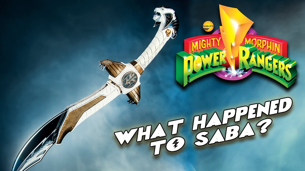 Who & What is SABA?   Power Rangers Explained