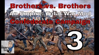 CLASH IN THE SHENANDOAH VALLEY - Empire: Total War - American Civil War Mod - CSA Campaign episode 3
