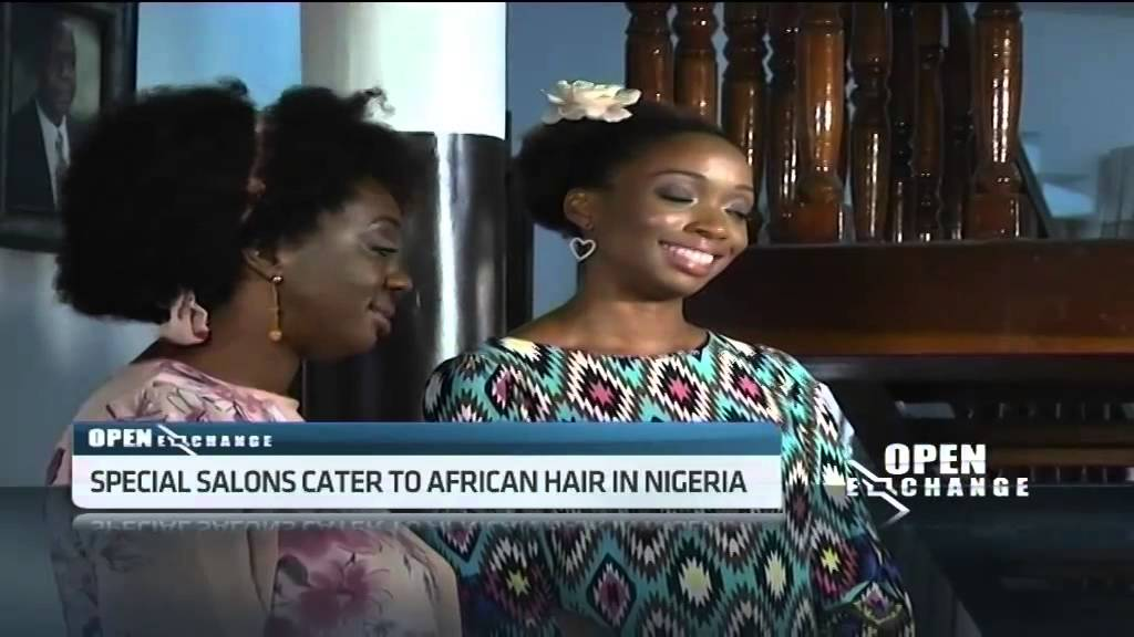 Hair & business in Nigeria