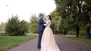 Красивая адыгейская свадьба. Прогулка г. Майкоп.  Видео, фото свадеб  89282615604