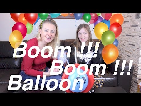 Boom Boom Balloon - Challenge