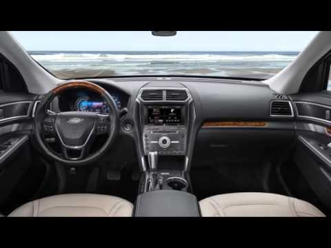 New 2016 Ford Explorer Stock Number 16662 At Huntington Beach Ford - Huntington Beach, CA