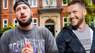 The Sidemen Ditched Me In London | The Night Shift