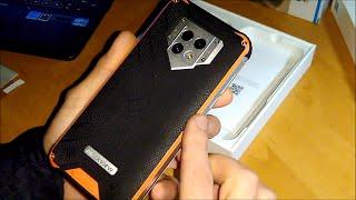 Защищённый смартфон BV 9800 Pro