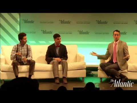 Coming Out in the Locker Room / Unfinished Business: The Atlantic LGBT Summit
