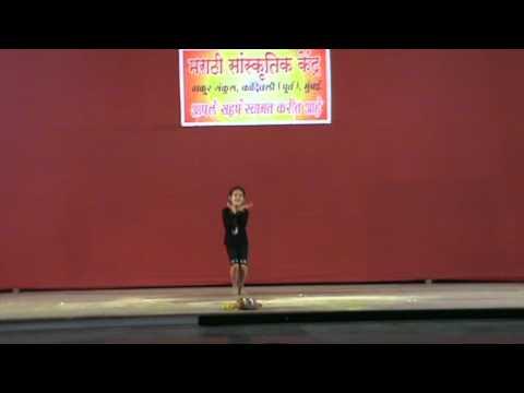Anushka Sen's 1st Solo dance
