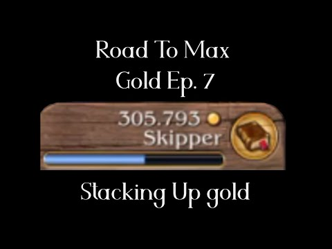 [Timelapse] Stacking Up Gold -  Road to Max Gold - Port Royale 3 Ep7 |