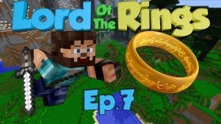 Minecraft Lord of the Rings: Ep.7 - An Awkward Home
