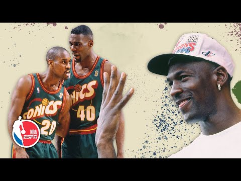 The Payton-Kemp Sonics were truly dominant at their peak. Then they met the 72-win Bulls | Bulldozed
