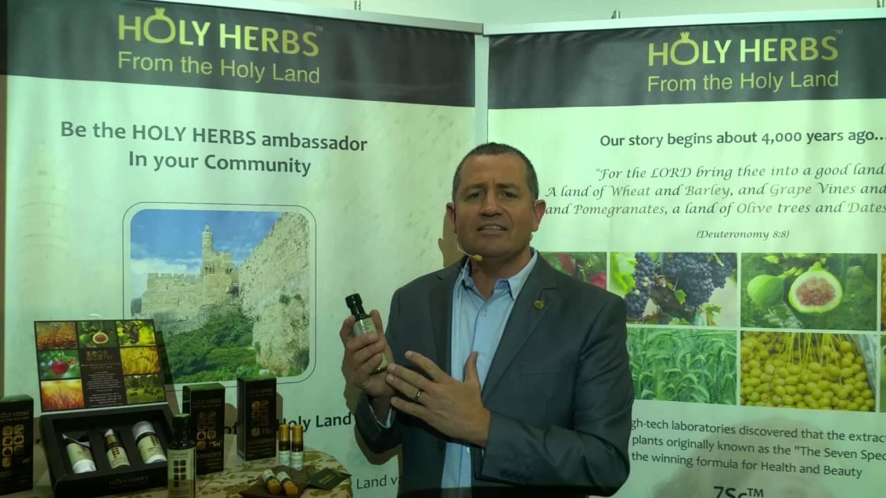 Holy Herbs Promo - YouTube