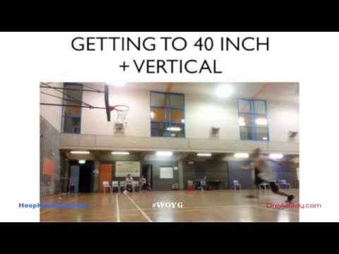 Getting Physically & Mentally Ready To Explode Vertically [#3 of 8] | Jacob Hiller | Dre Baldwin