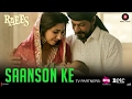 Saanson Ke | Raees | Shah Rukh Khan & Mahira Khan | KK | Aheer for JAM8 Whatsapp Status Video Download Free