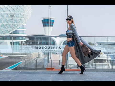 Mosquerro Amsterdam - Video shoot for Mosquerro Abudhabi UAE