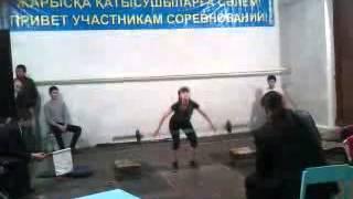 Тяжелая атлетика Тайынша(, 2014-07-03T16:21:12.000Z)