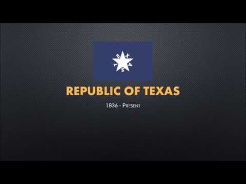 Alternate Countries #1 Republic of Texas