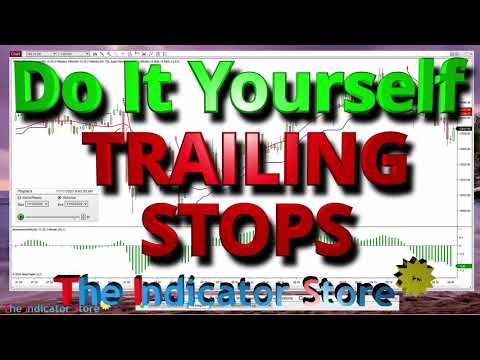 Do It Yourself – Using Trailing Stops with NinjaTrader 8