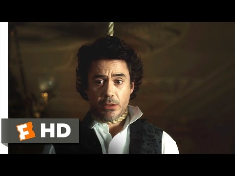 Sherlock Holmes (2009) - Far Too Fond of Himself Scene (10/10) | Movieclips