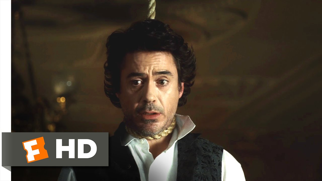 Download Sherlock Holmes (2009) - Far Too Fond of Himself Scene (10/10)   Movieclips
