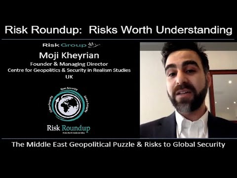 The Middle East Geopolitical Puzzle and Risks to Global Security