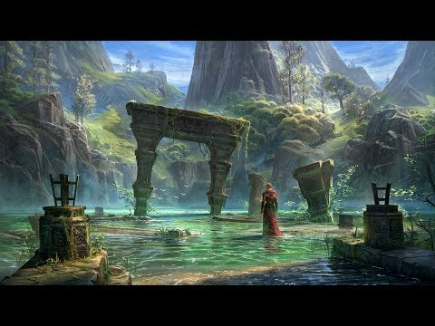 The Elder Scrolls Online: Tamriel Unlimited – Craglorn – Game Movie (Story Walkthrough)