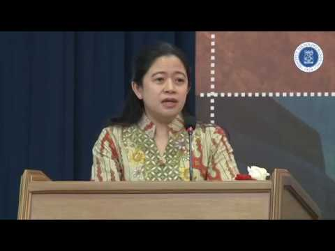 Studium Generale KU-4078 : Puan Maharani - Menteri Koordinator Bidang PM & K RI
