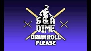 """Birdy Nam Nam, Cookie Monsta & Skrillex ft. hadouken!- """"Drum Roll Please"""" (5 & A Dime Bootleg)"""